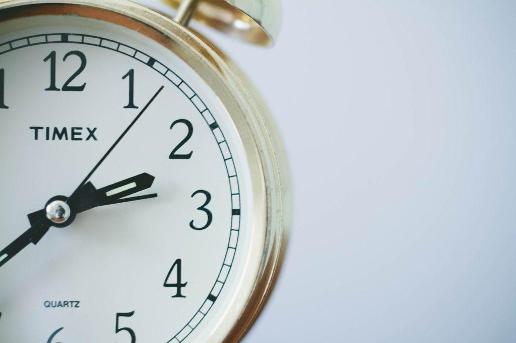 無駄な時間を減らしたい人のシンプルな時間管理術