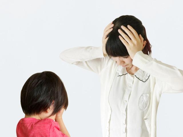 叱る子育てのコツとは?怒ると叱るの違いと子供に与える影響とは