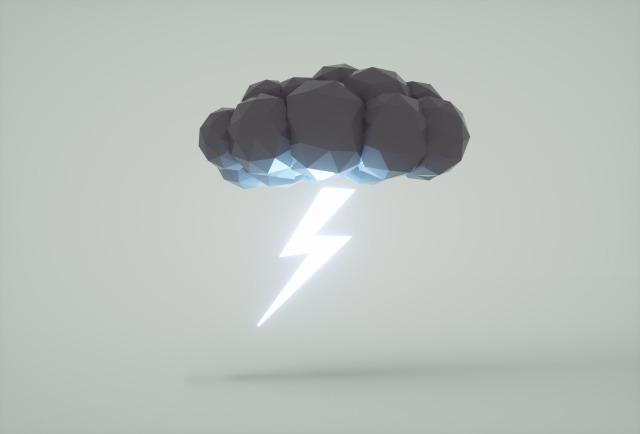 【夢占い】雷の夢を見たときの暗示・意味とは?