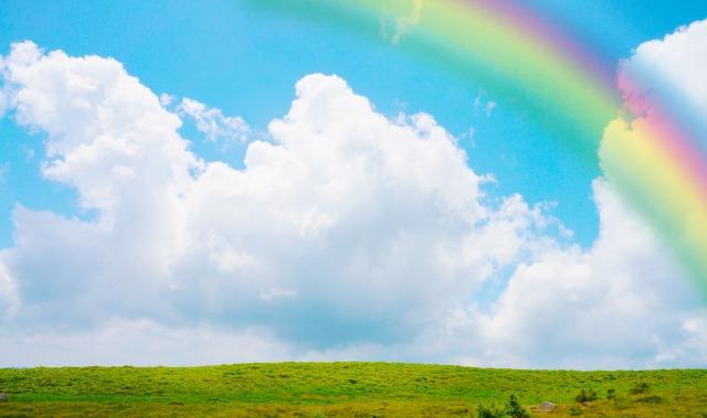 【夢占い】虹の夢を見たときの暗示・意味とは?