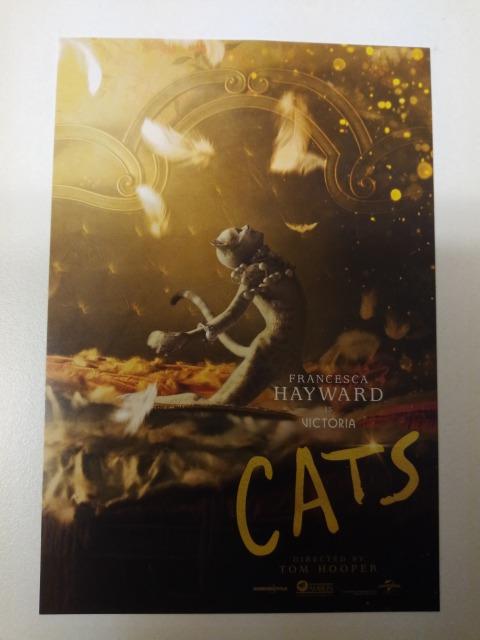 歌とビジュアルを楽しむ映画「CATS」の世界の楽しみ方
