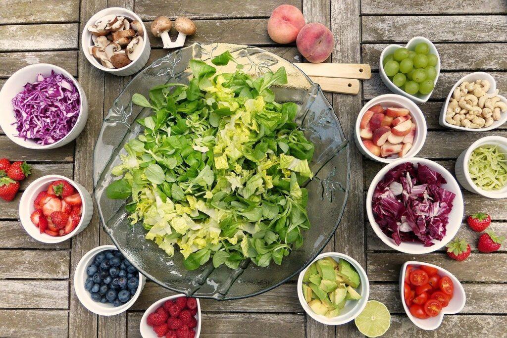 若返るためには食べ物を改善!血管年齢と若返りの関係や効果的な食べ物